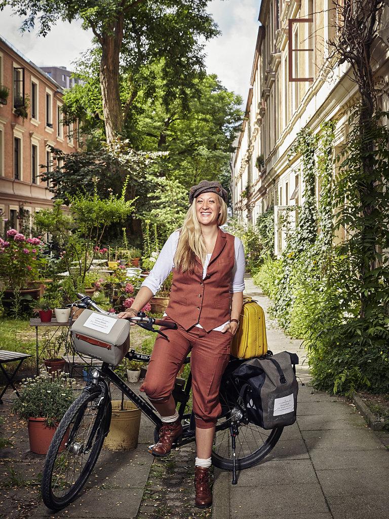 Portrait Anna Magdalena Boessen