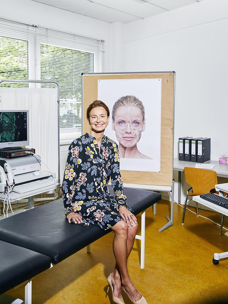 Portrait Prof. Martina Kerscher_Hamburg